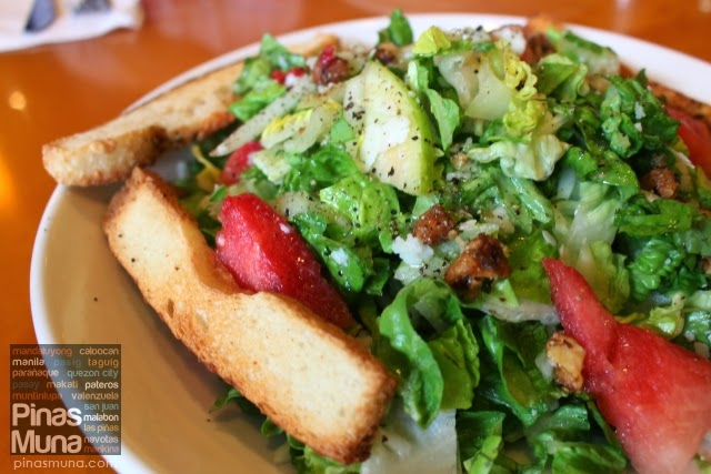 California Pizza Kitchen - Watermelon Salad