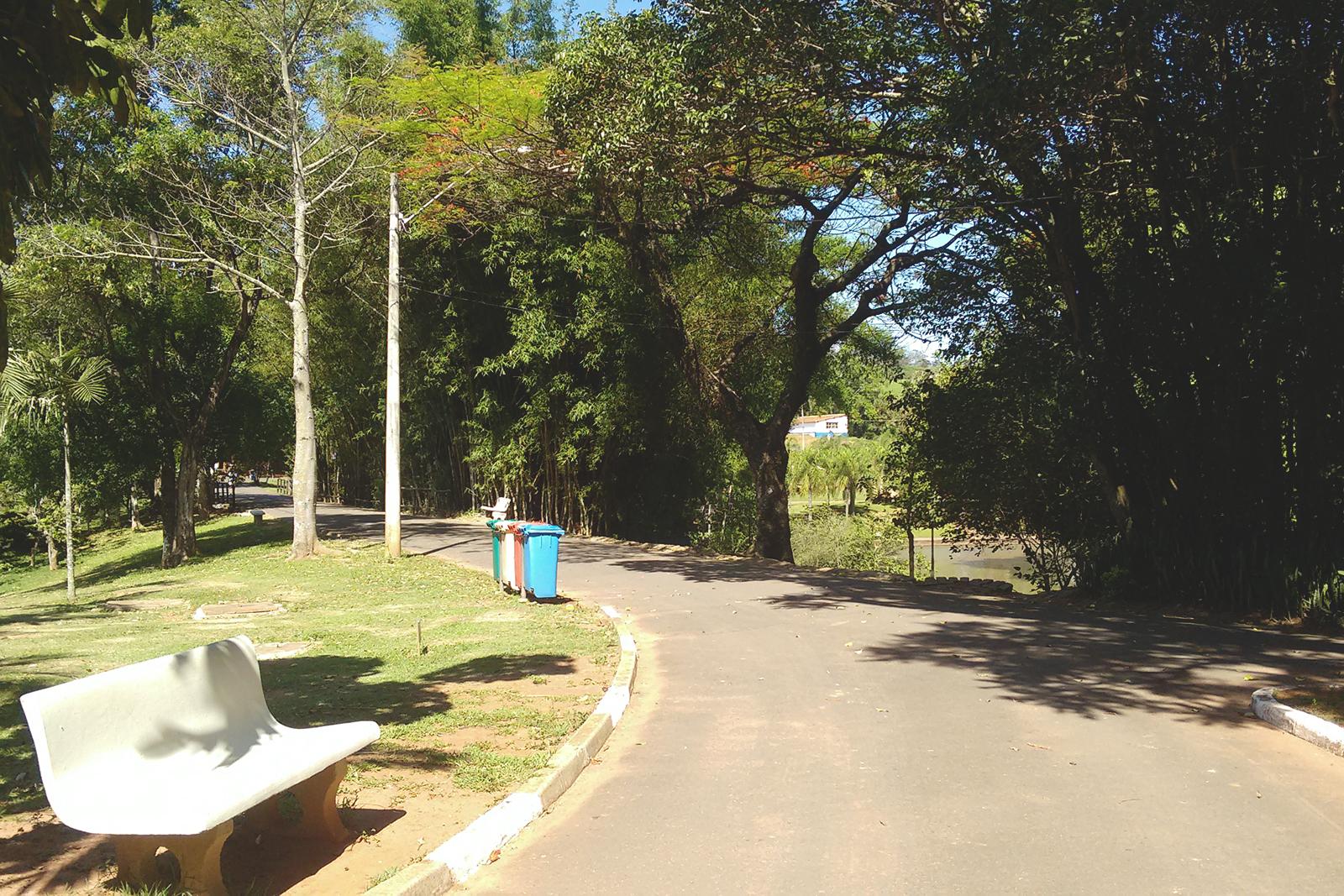 banco parque ecológico campinas