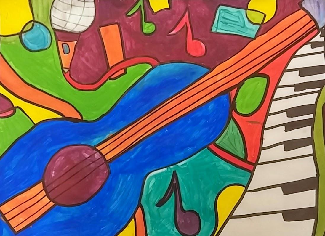Art With Mrs Seitz Kandinsky Instruments