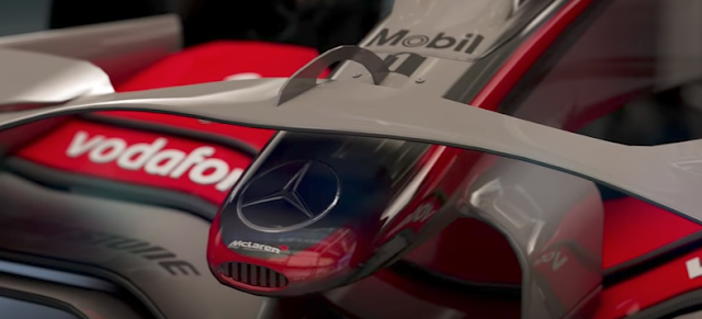 F1 2017 presenta cuatro coches históricos de McLaren