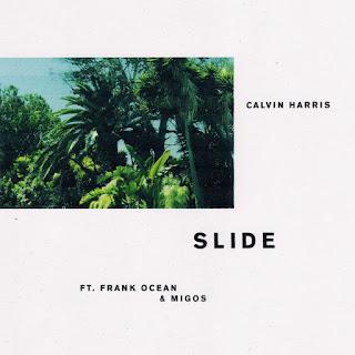 Lyrics Of Calvin Harris - Slide