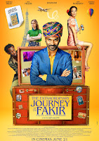 The Extraordinary Journey of the Fakir (2018) Full Movie [English DD5.1] 720p BluRay ESubs Download