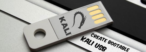 How to make Kali Live USB/pen drive