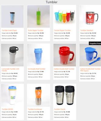 Pesan Merchandise di CustomBagus