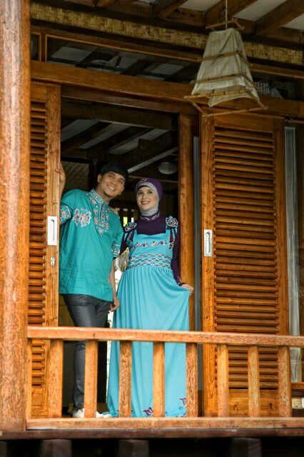 Model Baju Gamis Fatin Shidqia Hijab Nemo