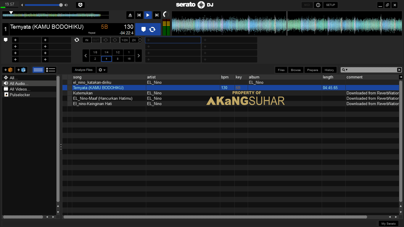 Download Serato DJ 1.9.4 Build 474 Full Version Terbaru