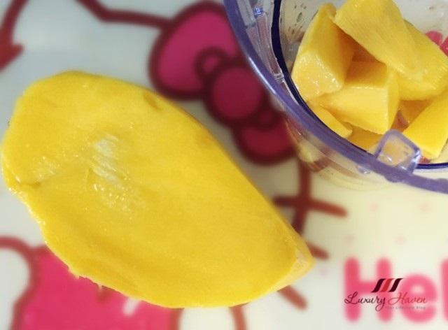 fuss free desserts thai mango coconut ice cream