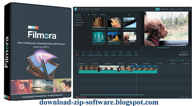 Image Result For Wondershare Filmora Crack Zip Download
