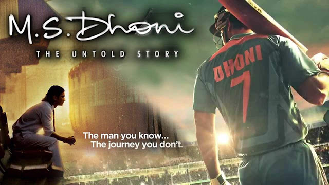 M.S. Dhoni The Untold Story Bollywood movie based on Cricket