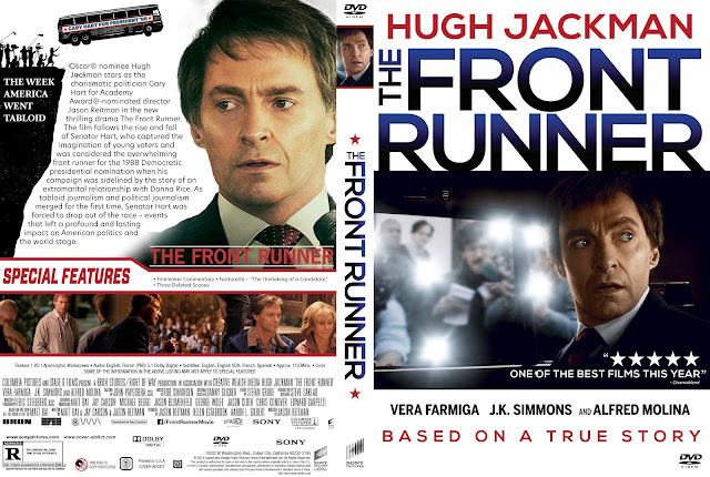 The Front Runner DVD Cover
