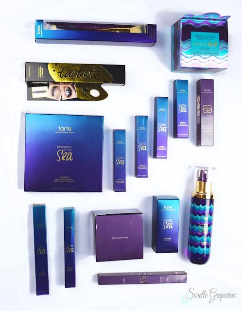 Tarte Cosmetics Haul