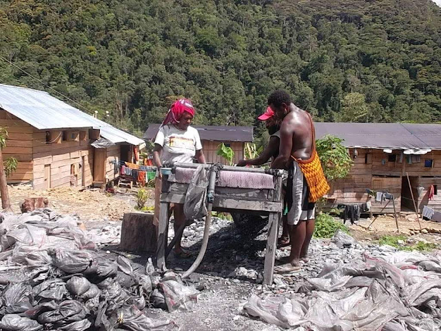 Ketua Dewan Adat Paniai Uraikan Dampak Investasi Tambang Terhadap Masyarakat Adat Papua