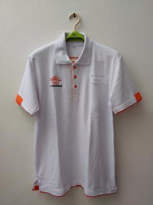 Pemesanan Kaos Polo Shirt Kantorpos