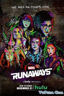 Biệt Đội Runaways Phần 2