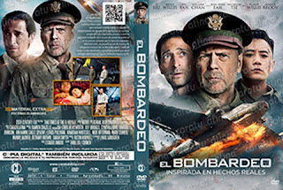 Air Strike - El Bombardeo - Cover DVD