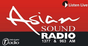 Asian Sound Radio Hindi FM Live Streaming Online