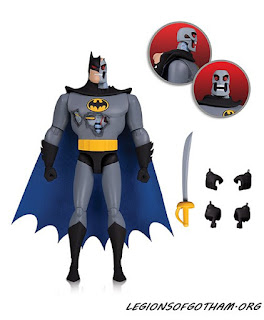 DC Collectibles HARDAC Batman Figure Batman: The Animated Series