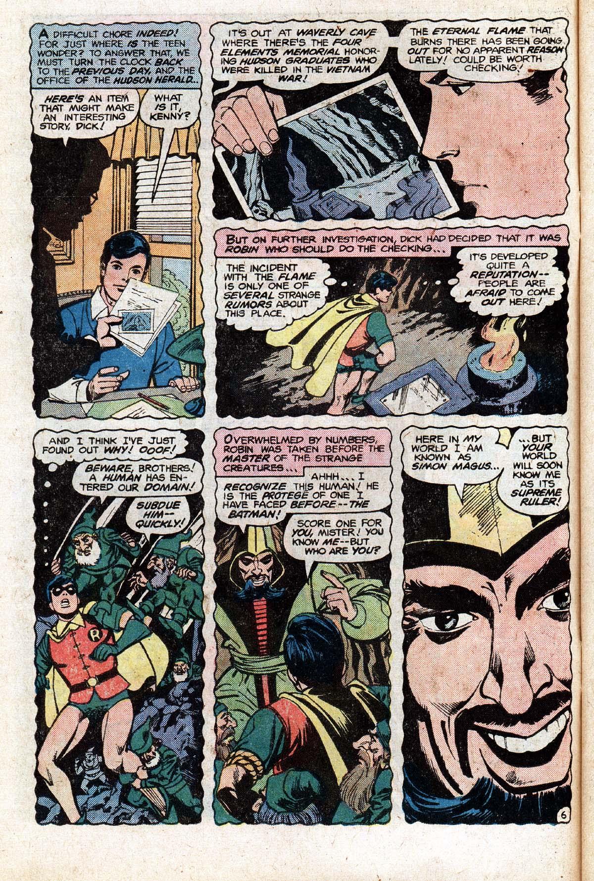 Read online World's Finest Comics comic -  Issue #265 - 8