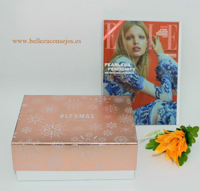 Beauty Box diciembre 2016
