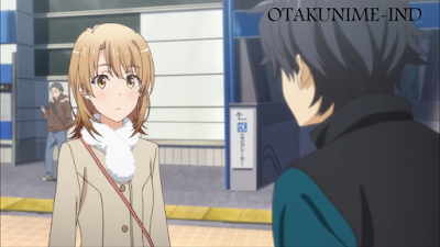 Oregairu.Zoku Season 2 (OVA) Subtitle Indonesia