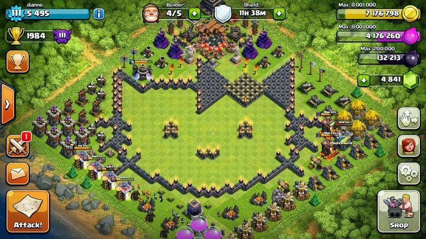 Base Unik Th 11 Terbaru 3