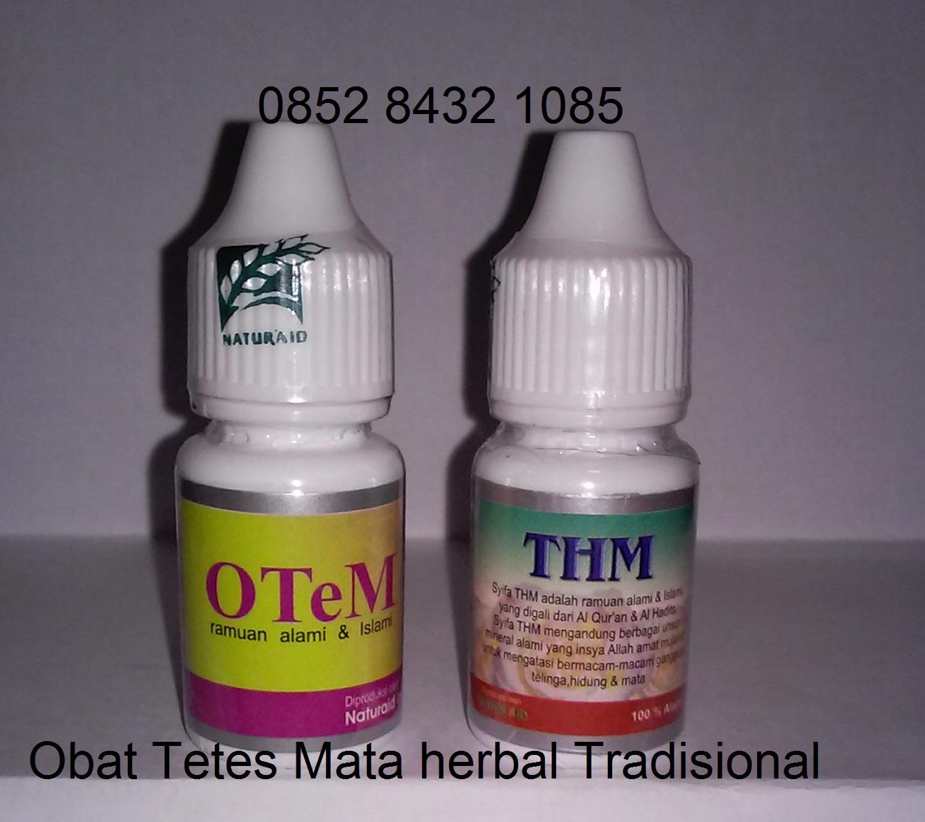 Khasiat Dan Manfaat Obat Tetes Mata Herbal Alami OTEM Dan