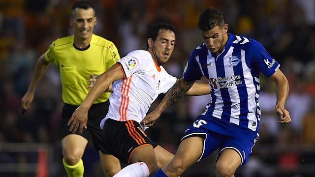 Prediksi Valencia vs Alaves Liga Spanyol