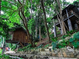 Hotel Iboih inn Sabang Aceh