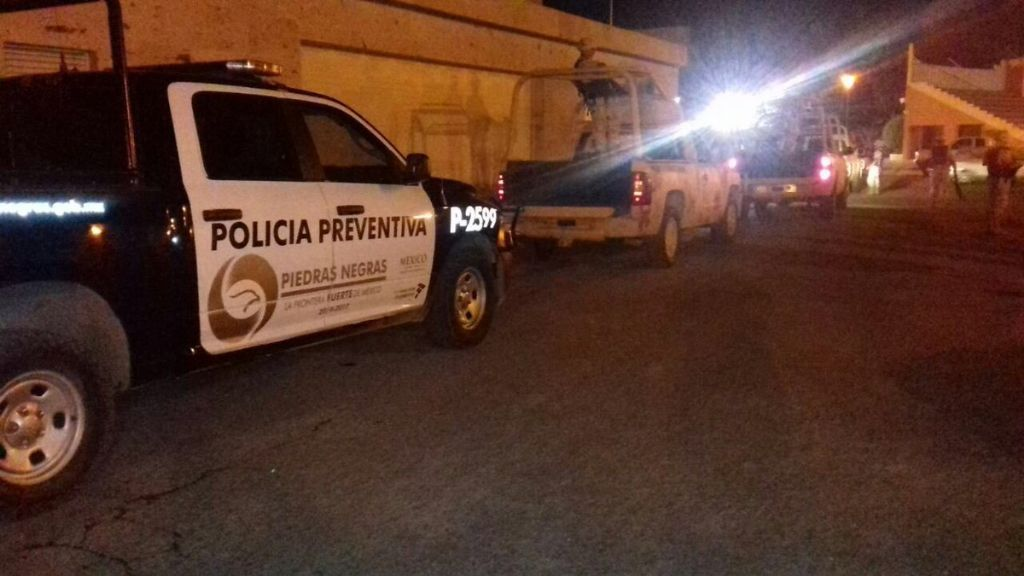Ataque armado  negocio de Piedras Negras deja tres ejecutados