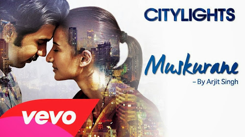 Muskurane - Citylights (2014) Full Music Video Song Free Download And Watch Online at worldfree4u.com