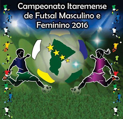 segue campeonato itaremense de futsal 2016 central de
