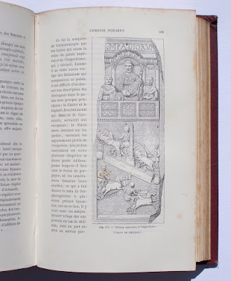 La vita privata degli Antichi - 4 volumi - libri antichi - storia - annunci