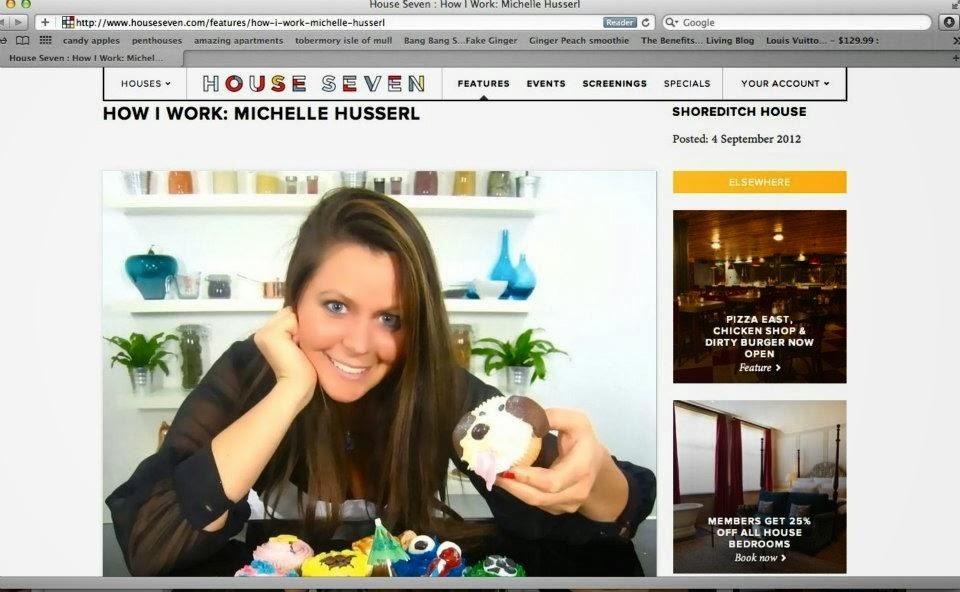 Michelle Husserl