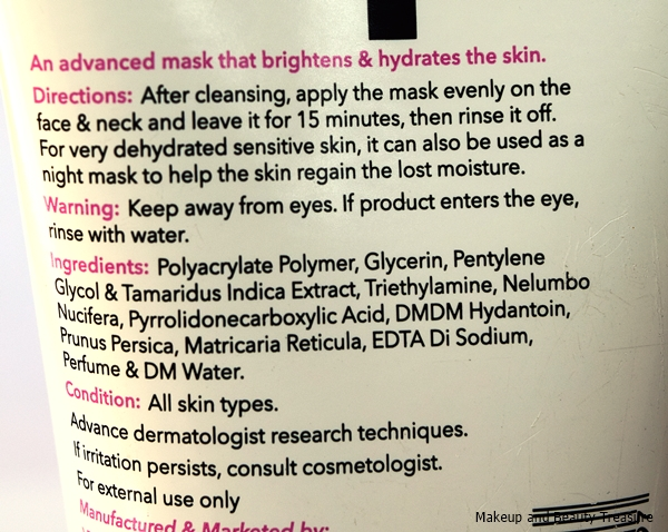 mask review