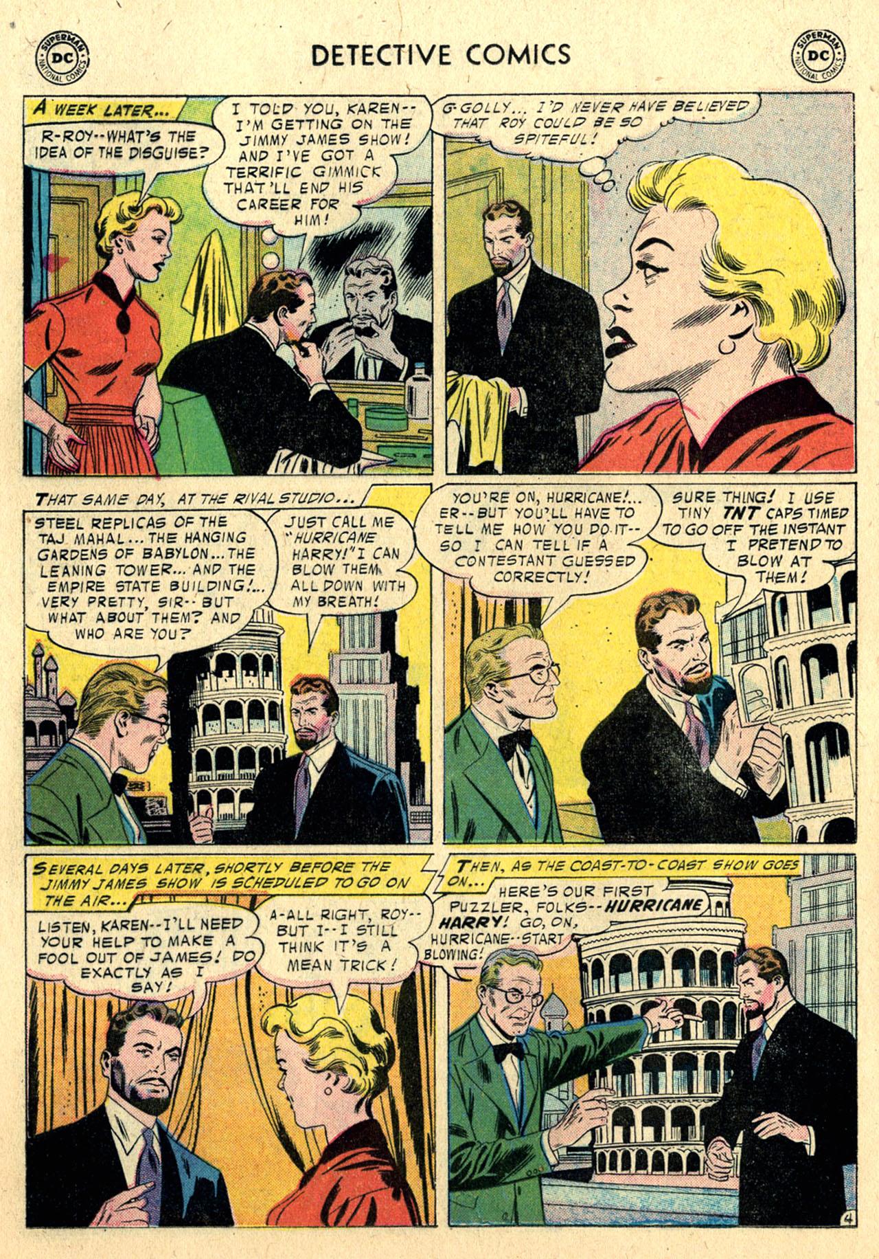 Read online Detective Comics (1937) comic -  Issue #239 - 20
