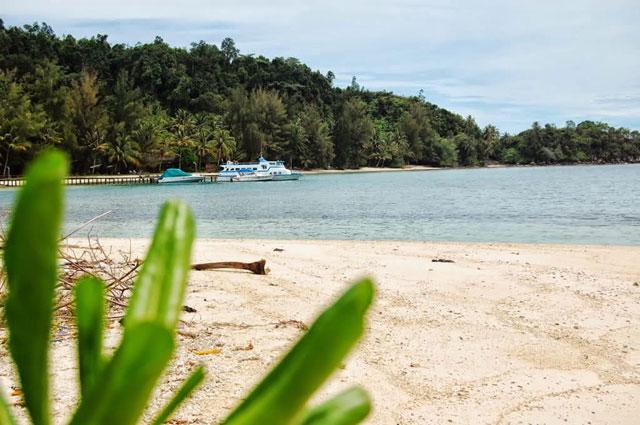 Pulau Poncan Gadang dan Ketek