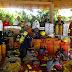 Diputada Noris Medina hace donación equipos contra incendios varias estaciones de Bomberos.