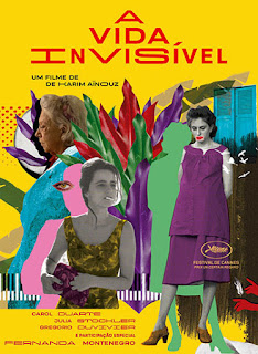 A Vida Invisível - HDRip Nacional
