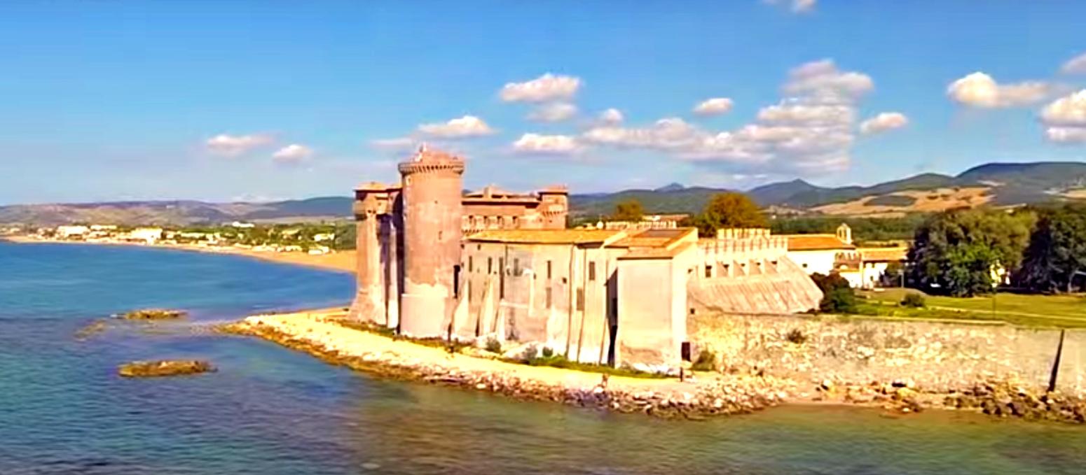 Castello di Santa Severa a Santa Marinella