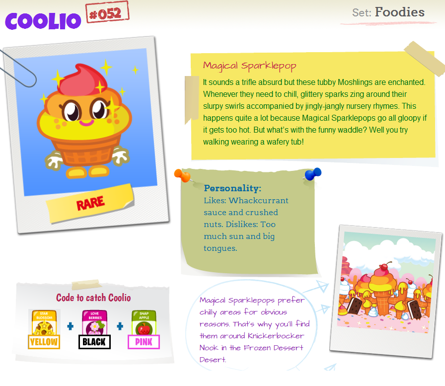Awesome Moshi Monsters Blog!: Cutest Moshlings