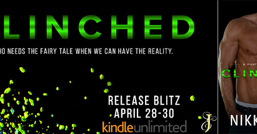 REVIEW of Clinched by Nikki Ash