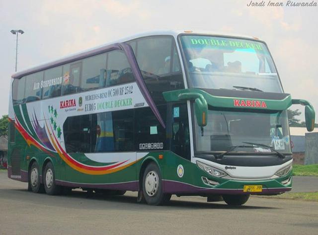 Bus Semarnag Solo