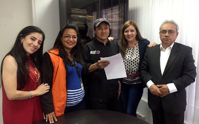 Netlife continúa con el apoyo a sus colaboradores afectados por el terremoto