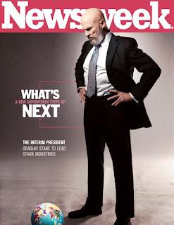 Obadiah Stane Newsweek