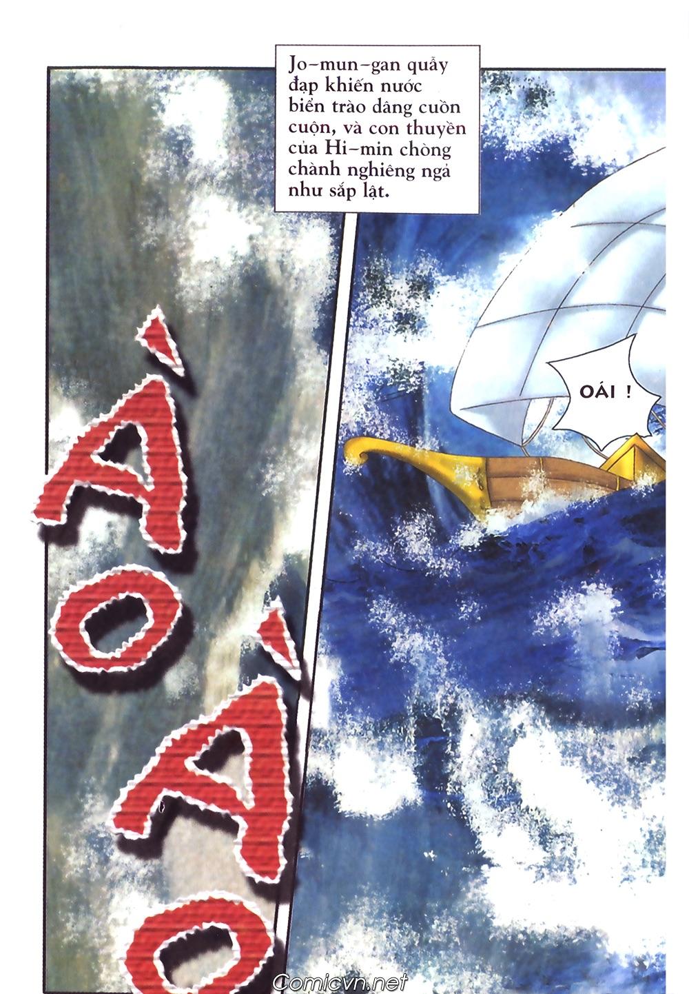Thần thoại Bắc Âu - Chapter 36: Chuyến câu cá để đời - Pic 35