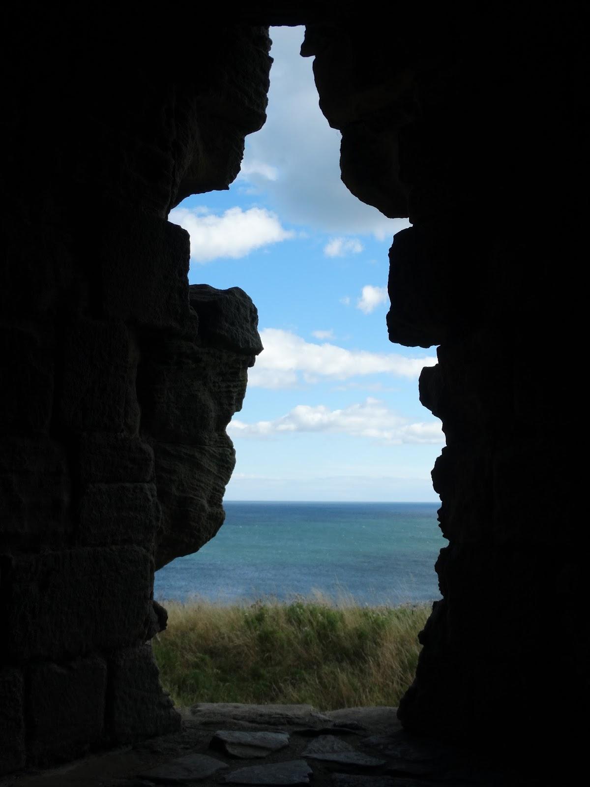 Sea Through Window