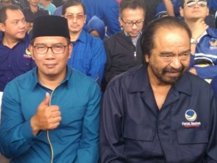 Ridwan Kamil Himbau Warga Bandung Gausah Hadiri Milad 212