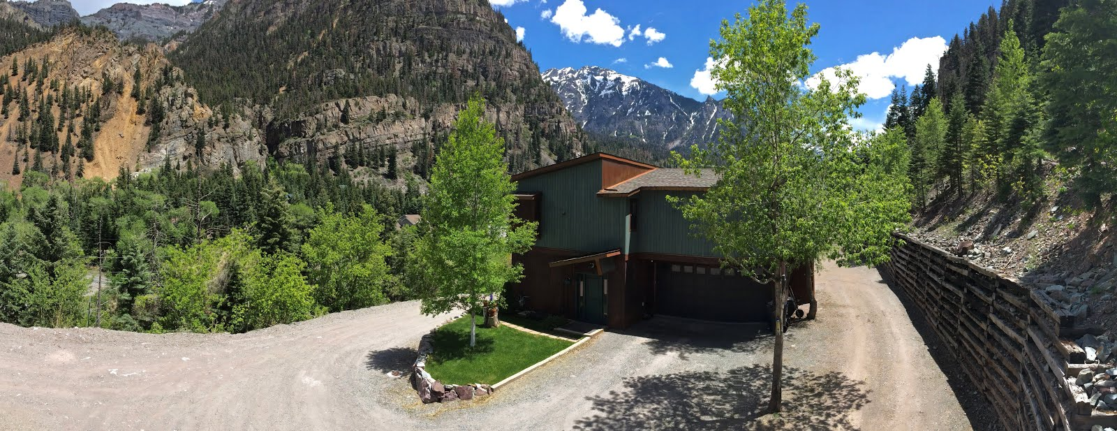 Beautiful View Home For Sale In Lovely Ouray, Colorado