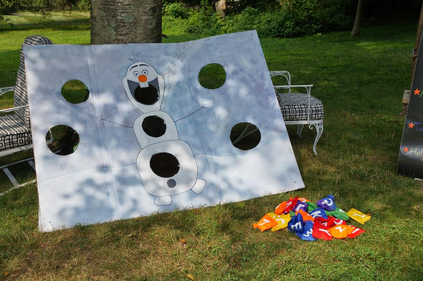 Astonishing Little Happies Frozen Fun Inspired Art Sensory Camp Machost Co Dining Chair Design Ideas Machostcouk