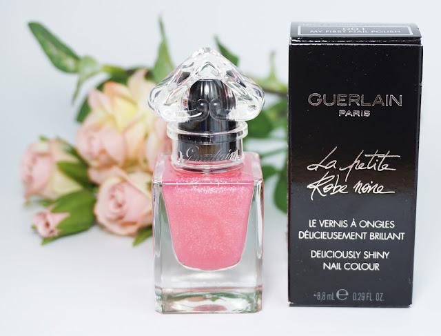 Guerlain - La petite Robe noire Nagellack (001 My First Nail Polish)